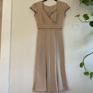 Stop Staring 50s Pin-up Dress
